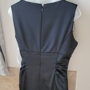 London Times Dresses - London Times Black Fitted Dress